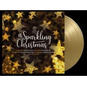 A Sparkling Christmas Various Limited Edition 180gm Gold & Clear - LP Importado