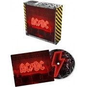AC/DC Power Up Box Deluxe Edition, Limited Edition, With Booklet, Digipack Packaging - Cd Importado