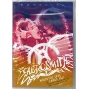 AEROSMITH ESPECIAL - WOODSTOK 1994 - LARGO 1977- DVD NACIONAL