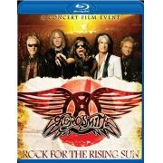 Aerosmith - Rock For The Rising Sun - Blu Ray Importado