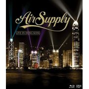 Air Supply - Live in Hong Kong - Blu ray Importado