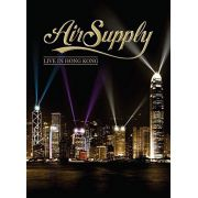 Air Supply - Live In Hong Kong - Dvd Importado