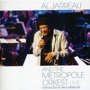 Al Jarreau and The Metropole Orkest: Live - Cd Importado