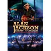 Alan Jackson:  Keepin' It Country: Live at Red Rocks - Dvd Importado