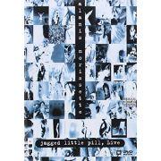 Alanis Morissette - Jagged Little Pill Live - Dvd Importado