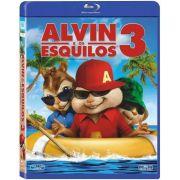 Alvin E Os Esquilos 3 - Blu Ray Nacional