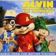 Alvin E Os Esquilos 3 - Tso - Cd Nacional