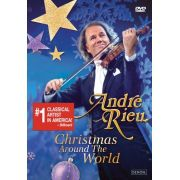Andre Rieu - Christmas Around The World - Dvd Importado