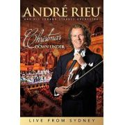 Andre Rieu  Christmas Down Under - Live from Sydney - Dvd Importado