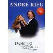 Andre Rieu Dvd+cd - Dancing Through The Skyes