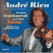 Andre Rieu  / From Holland With Love - Cd