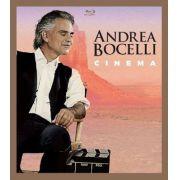 Andrea Bocelli - Cinema  - Blu ray Importado