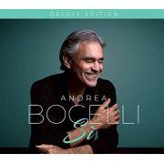 Andrea Bocelli - Si  - Deluxe Edition, Italy - Import - CD IMPORTADO
