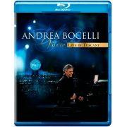 Andrea Bocelli  -  Vivere: Live in Tuscany - Blu ray Importado
