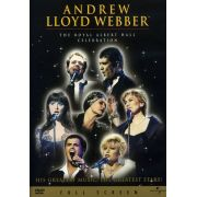 Andrew Lloyd Webber - The Royal Albert Hall - Dvd Importado