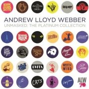 Andrew Lloyd Webber - Unmasked: The Platinum Collection - Cd Duplo Importado