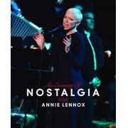 Annie Lenox - Nostalgia - Blu ray Importado