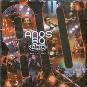 Anos 80 Multi Show Ao vivo - Cd Nacional
