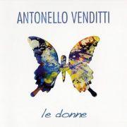 Antonello Venditti - Le Donne -  2 Cds Importados