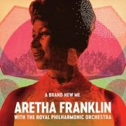 Aretha Franklin - Brand New Me: Aretha Franklin With Royal Philharmonic Orchestra  - Cd Importado