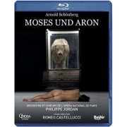 Arnold Schonberg: Moses und Aron - Blu Ray Importado