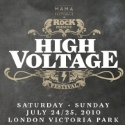 Asia High Voltage Festival Victoria Park London - 2 Cds Importados