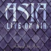 Asia - Live On Air - Cd Importado