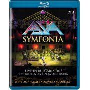 Asia - Symfonia: Live In Bulgaria 2013 - Blu Ray Importado