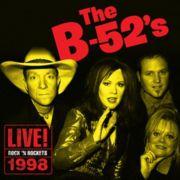 B-52s - Live! Rock 'N Rockets 1998 140 Gram Vinyl Black - 2 Lps Importados