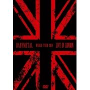 Baby Metal -  Live in London - Dvd Importado