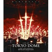 Babymetal: Live At Tokyo Dome Babymetal World Tour 2016 Legend - Metal Resistance - Red Night & Black Night  2 Blu-Ray Importados