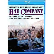 Bad Company - The Official Authoraised  40th Anniversary Documentary - Blu Ray Importado