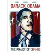 Barack Obama - The Power Of Change - Dvd Importado