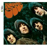 Beatles - 2009 Rubber Soul Remaste - Cd Importado