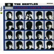 Beatles - A Hard Days Night Remaster 2009 - Limited Edition - Cd Importado