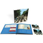Beatles Abbey Road Anniversary Super Deluxe Edition - Box set 3CDs + Blu ray Importados