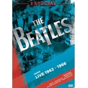 BEATLES ESPECIAL SHOWS LIVE 1962 / 1966  DVD NACIONAL