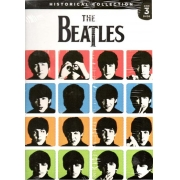 BEATLES HISTORICAL COLLECTION / BOX BEATLES - 3 DVDS NACIONAIS