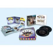 Beatles - Magical Mystery Tour - Box  Blu Ray + Dvd + 2 LPS Importados