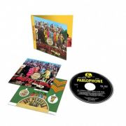 Beatles - Sgt. Pepper's Lonely Hearts Club Band - Cd Anniversary Edition -  Cd Importado