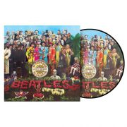 Beatles - Sgt Pepper's Lonely Hearts Club Band - Picture Vinyl - Limited Edition - LP Importado