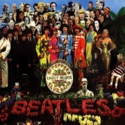 Beatles - Sgt. Pepper's Lonely Hearts Club Band - Remastered 2012-  LP