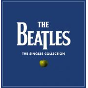 Beatles The Singles Collection Limited Edition, 180 Gram Vinyl, With Book, Remastered - Box Importado