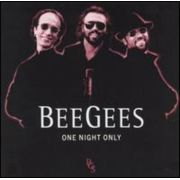 Bee Gees - One Night Only -  Cd Nacional
