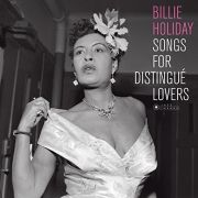 Billie Holiday - Songs For Distingue Lovers (Cover Photo By Jean) Vinil 180 Gramas Importado