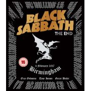 Black Sabbath - The End: Birmingham - 4 February 2017  - Cd Importado