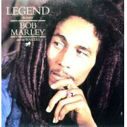 Bob Marley - Legend The Best Of - Lp Importado