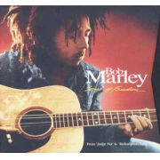 Bob Marley Songs Of Freedon - Box 4 Cds Importados