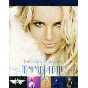 Britney Spears Live: The Femme Fatale Tour - Blu ray Importado