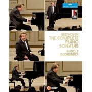 Buchbinder Beethoven: Complete Piano Sonatas - 3 Blu rays Importado
